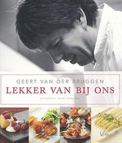 Lekker van bij ons - 9789002235856 - Geert van der Bruggen