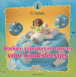 Koekjes, cupcakes en taarten voor kinderfeestjes - 9789002239533 - Frank Croes