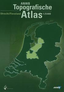 ANWB Topografische Atlas Utrecht/Flevoland - 9789018018429 -