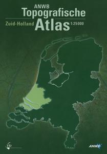 ANWB Topografische Atlas Zuid- Holland - 9789018018443 -