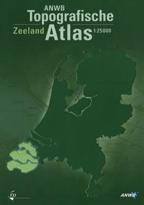 ANWB Topografische Atlas Zeeland - 9789018021306 - Nico Bakker