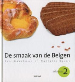De smaak van de Belgen - 9789020974058 - Eric Boschman