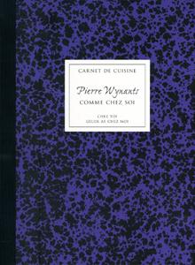 Carnet de cuisine ~ Pierre Wijnants - 9789020977790 -