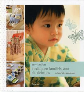 Kleding en knuffels voor de kleintjes - 9789021338385 - Amy Butlers