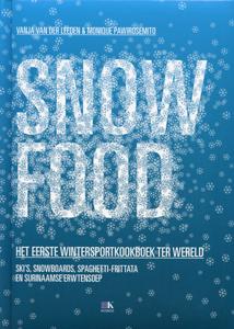 Snow food - 9789021515915 - Vanja van der Leeden