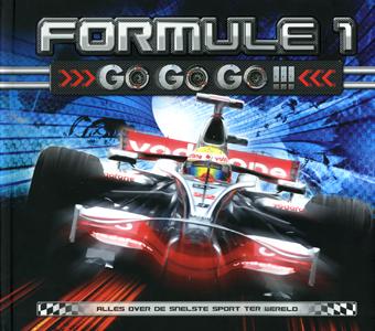 Formule 1 ~ go go go - 9789021546780 - Bruce Jones