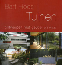 Tuinen - 9789021580555 - Bart Hoes