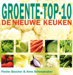Groente-Top-10 - 9789023011729 - Florine Boucher