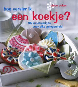 Hoe versier ik een koekje? - 9789023013532 - Chloe Coker