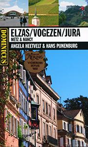 Elzas, Vogezen, Jura, Metz en Nancy - 9789025749255 - Angela Heetvelt