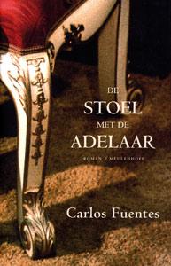 De stoel met de adelaar - 9789029074643 - Carlos Fuentes