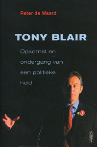Tony Blair - 9789029079242 - Peter de Waard