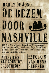 De bezem door Nashville - 9789033007903 - Harry de Jong