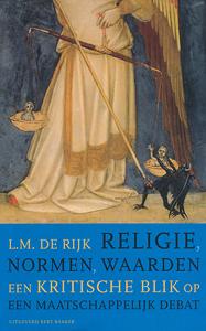 Religie, normen, waarden - 9789035130531 -  de Rijk