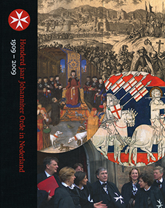 Honderd jaar Johanniter Orde in Nederland 1909-2009 - 9789040086199 - Monda Heshusius