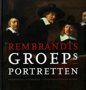 Rembrandts Groepsportretten - 9789040091612 - Alison McNeil Kettering