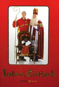 Jochems Sintboek met cd - 9789043910330 - Jochem van Gelder