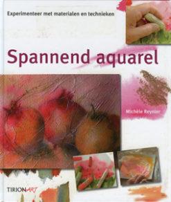 Spannend aquarel - 9789043912426 - Michèle  Reynier