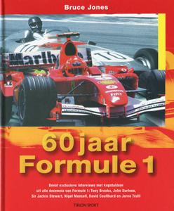 60 jaar Formule 1 - 9789043913133 - Bruce Jones