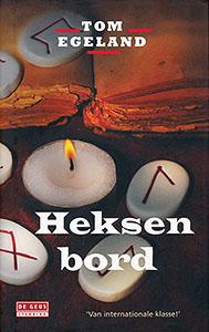Heksenbord - 9789044507959 - Tom Egeland