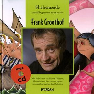 Sheherazade - 9789046803738 - Frank Groothof