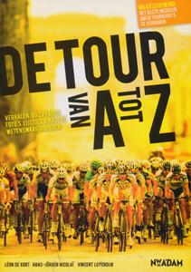 De Tour van A tot Z - 9789046808092 - Leon de Korte
