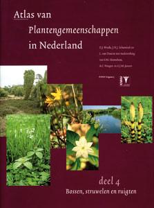 Atlas van plantengemeenschappen in Nederland deel 4 - 9789050111973 -
