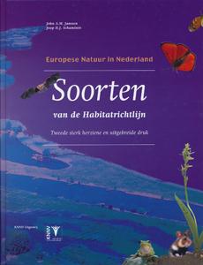 Soorten van de Habitatrichtlijn - 9789050112789 - John A.M. Janssen