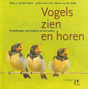 Vogels zien en horen - 9789050113052 - Wim van der Steen