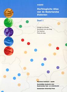 Morfologische atlas van de Nederlandse Dialecten - 9789053566961 -