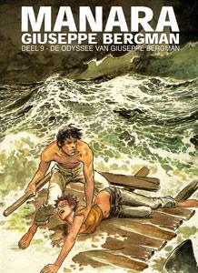 Giuseppe Bergman deel 9: de odyssee van Giuseppe Bergman - 9789054921349 -  Manara