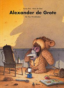 Alexander de Grote - 9789055795185 - Burny Bos