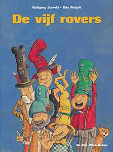 De vijf rovers - 9789055795680 - Udo Weigelt