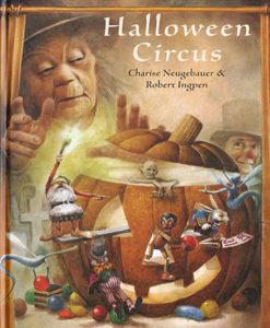 Halloween Circus - 9789055796977 - Charise Neugebauer