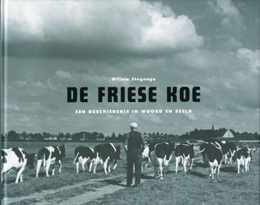 De Friese koe - 9789056151485 - Willem Stegenga