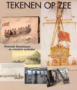 Tekenen op zee - 9789057300813 - Remmelt Daalder