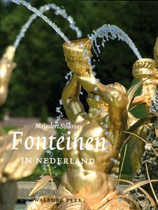 Fonteinen in Nederland - 9789057303227 - Meindert Stokroos