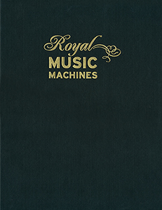 Royal music machines - 9789057304156 -