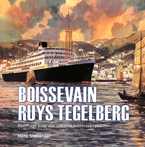 Boissevain Ruys Tegelberg - 9789057305443 - Henk Slettenaar