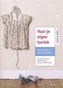 Maak je mode naai je eigen tuniek - 9789058778956 - Cécile de Chatillon