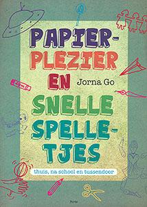 Papier-plezier en snelle spelletjes - 9789058779199 - Jorna Go