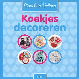 Koekjes decoreren - 9789058779854 - Conchita Velloso