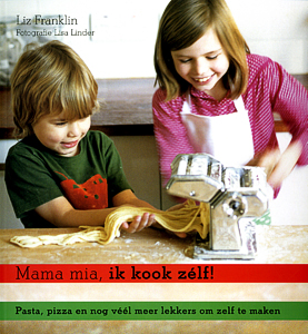 Mama mia, ik kook zelf! - 9789058979827 - L.  Franklin