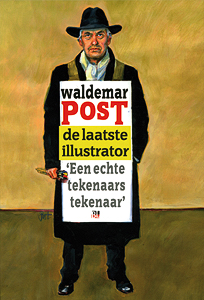 De laatste illustrator - 9789059372016 - Waldemar Post