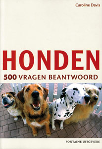 Honden - 9789059561564 - Caroline Davis