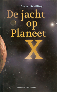 De jacht op Planeet X - 9789059561946 - Govert Schilling