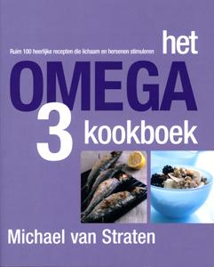 het Omega 3 Kookboek - 9789059562080 - Michael van Straten