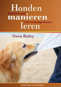 Honden manieren leren - 9789059562332 - Gwen Bailey