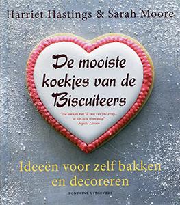 De mooiste koekjes van de Biscuiteers - 9789059563803 - Harriet Hastings