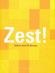 Zest - 9789060976043 - Ed Baines